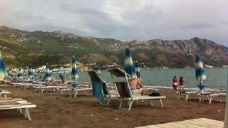 пляж Бечичи(Черногория Montenegro Отдых Erholung Recreation Путешествие Tour Курорты Resorts Бечичи Хорватия Дубровник