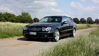MEIN AUTO! Mercedes CLK320 W209 Walkaround