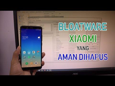 [Hapus Bloatware] Aplikasi Bawaan HP Xiaomi Yang Aman Buat Dihapus.