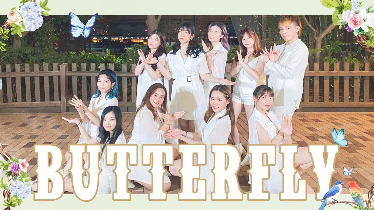[1theK Dance Cover Contest] WJSN (우주소녀) - BUTTERFLY Dance Cover 댄스 커버 | WISHES(HK) from Hong Kong