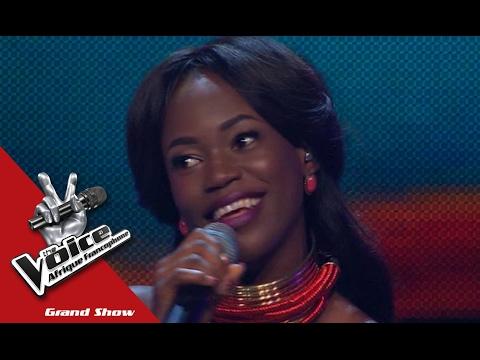 Pamela 'Nakei Nairobi' Mbilia Bell - Finale   The Voice Afrique francophone 2016