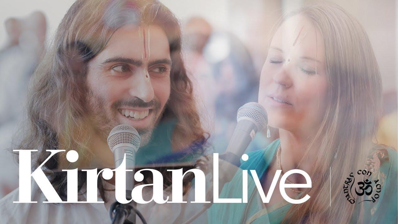 Maha Mantra | Kirtan Live