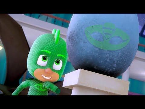 Heroes en Pijamas | Los estornudos de Gecko | Dibujos Animados