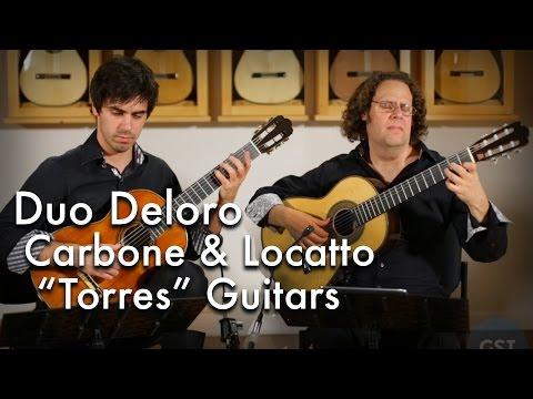 Duo Deloro - El Choclo (Carbone and Locatto 'Torres' models)