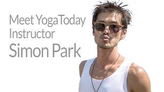 Meet YogaToday Instructor Simon Park