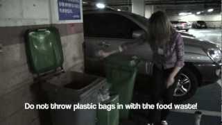 Surviving in South Korea: Recycling