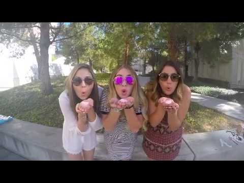 CSUSB Αlpha Phi Recruitment Video 2015