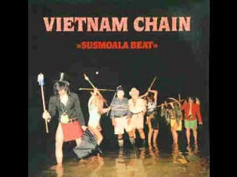 banana split the vietnam veterans Lp susmoala beat 1990