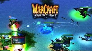 Warcraft 3 Maps 19 очень крутая арена