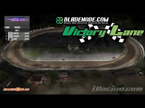 VLR Throw Back Series D1RT Racing Bash At Volusia Speedway Park