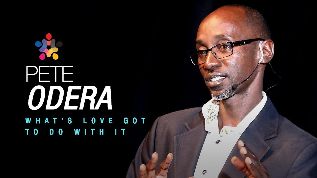 Perennially Rejected, Forever Loved -  Pete Odera