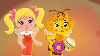 Мультсериал 'Пчелография': Экскурсия в улей (5 серия)