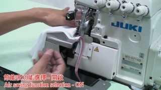JUKI MO-6714D with Hohsing D.D. Servo Motor + GD40-4-MO Control Unit