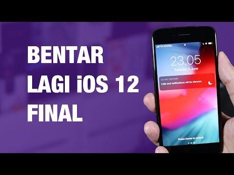 iOS 12 Beta 10 & Public Beta 8 — Apa yang Baru?
