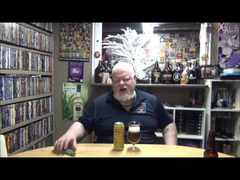 Charles Wells Dry Hopped Lager : Albino Rhino Beer Review