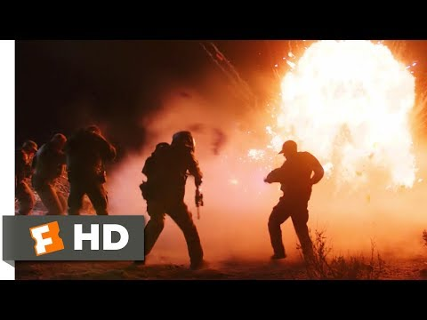 Sicario: Day Of The Soldado (2018) - Border Bombing Scene (1/10)   Movieclips