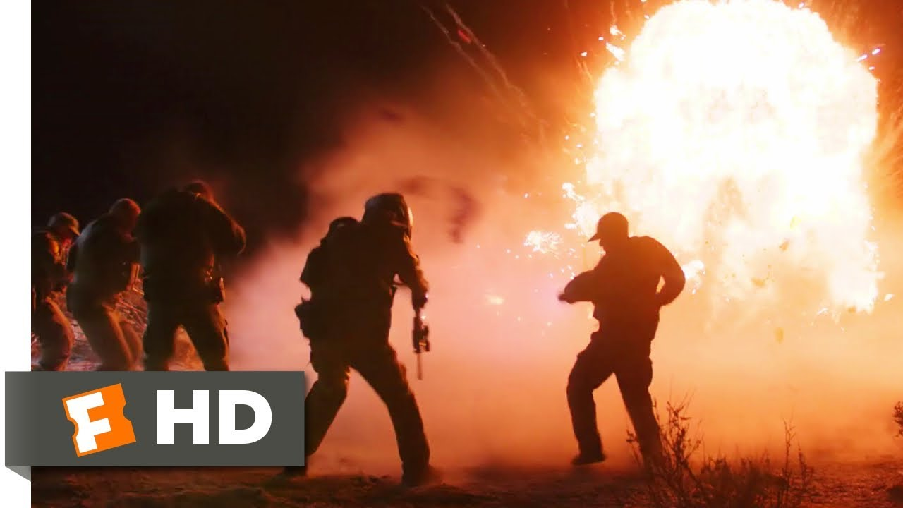 Download Sicario: Day of the Soldado (2018) - Border Bombing Scene (1/10) | Movieclips