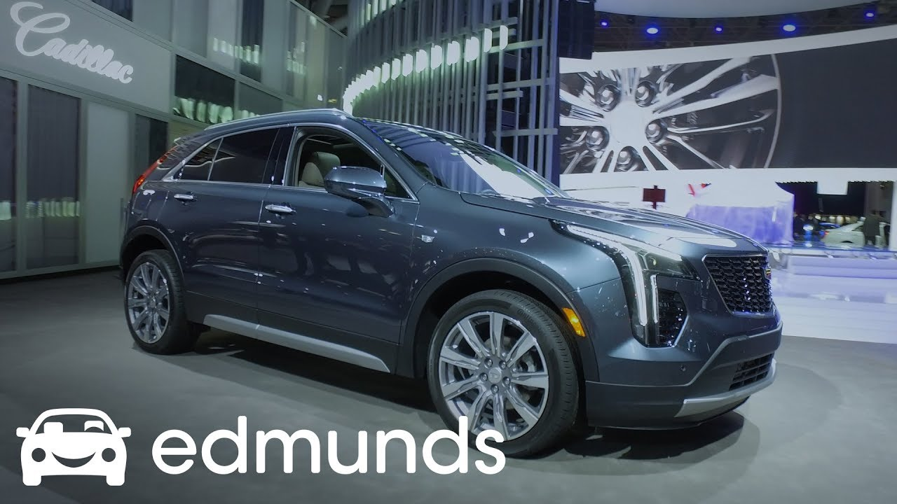 2019 Cadillac XT4 | First Look | Edmunds - YouTube