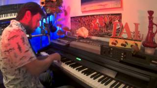 Seven Seas of Rhye / Queen Piano Cover / David A. Lucas