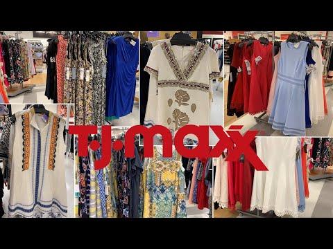 tj-maxx-clothing-|-designer-brands-tory-burch-michael-kors-ralph-lauren-|-shop-with-me-july-2019