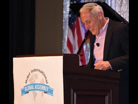 Eric Fingerhut Addresses Inaugural Hillel International: Global Assembly