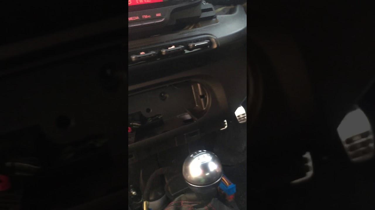 2011 Alfa Romeo Giulietta Glove Box Removal Youtube