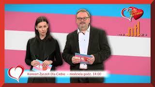 Magdalena Pal i Marcin Janota zapraszają na Koncert Życzeń dla Ciebie na antenie TV NTL