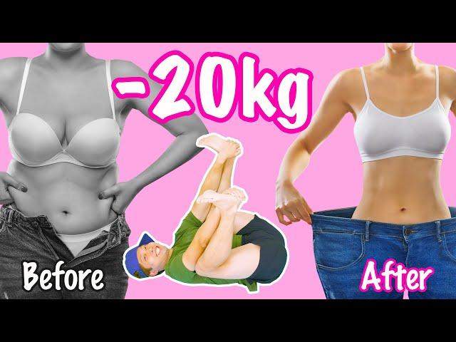[1日1回] 世界一簡単に痩せられる神ダイエット!毎日寝たまま出来ます!