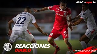 Reacciones Veracruz Vs Toluca J9 Apertura 2018