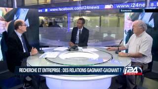 Marcel Shaton - Israel-France   |   i24   |   3.11.2014