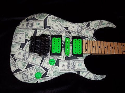 How To Paint A Guitar : how much does it cost to paint your guitar youtube ~ Russianpoet.info Haus und Dekorationen