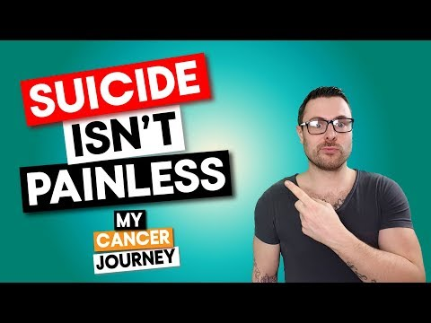 Suicide Isn't Painless - My Struggles With Suicide