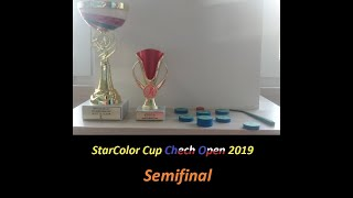 StarColor Cup ChechOpen 2019. Play-offs. Semifinal. Valdis (RUS) - (CZE) Grimmova Valentina