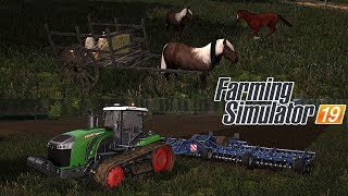 Farming Simulator 19 - Nowe zwierzęta i Fendt 1100 MT