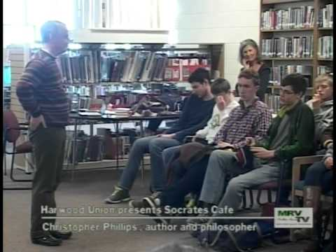Free will?   A Socrates Cafe at Harwood Union High School in Vermont