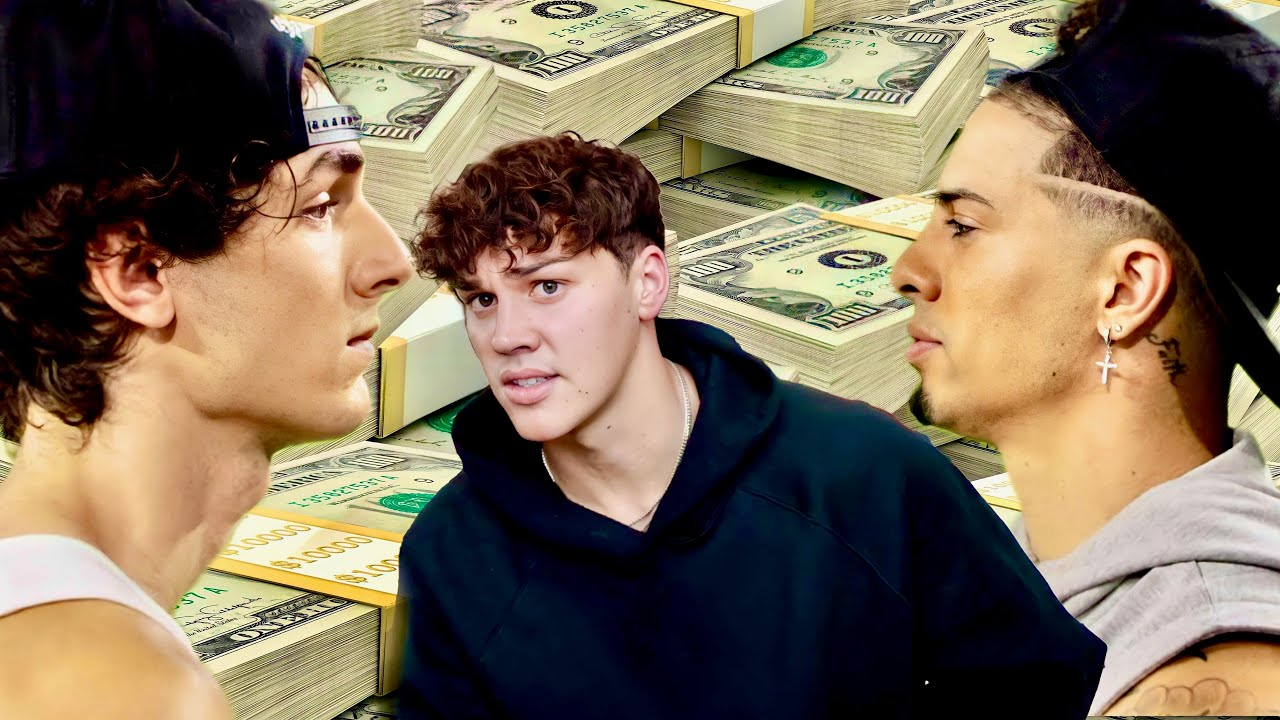 PUTTING A MILLION ON BRYCE $$$ | BOXING PREDICTIONS