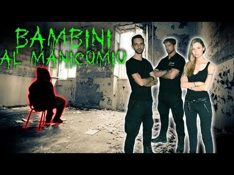 GIOCO CON IL FANTASMA DEL MANICOMIO | PIT