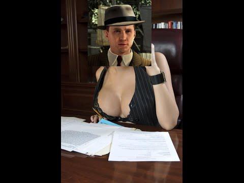L.A. Noire (X30) - Part 16: The Studio Secretary Murder