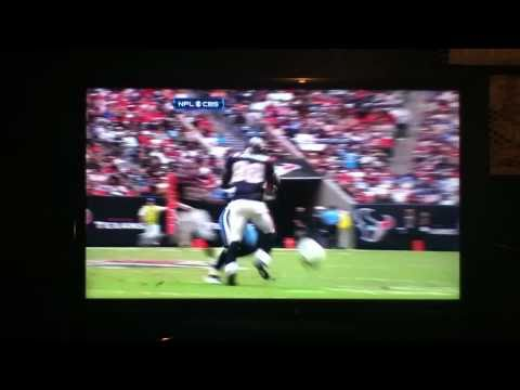 Andre Johnson vs Cortland Finnegan full fight!!!
