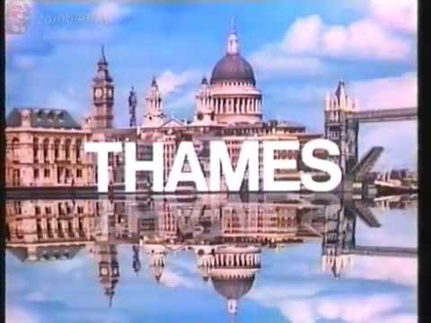 Xmas Day 1984 On Thames In video Continuity & Adverts (VHS Capture)