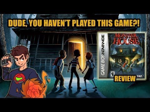 Dude, You Haven't Played This Game?! Halloween Edition! Monster House (GBA) Review