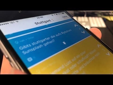 """Studenten-App """"Jodel"""": Vom Campus-Tratsch zur Mobbing-Plattform?"""