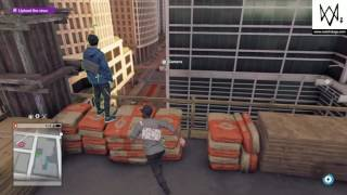 WatchDogs 2 parkour part 3