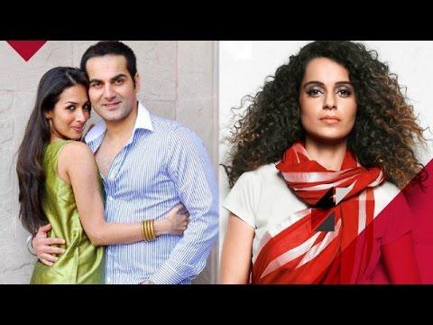 Arbaaz Khan Clears His Status With Malaika Arora Khan, Kangana Ranaut Misuses Her Power & More