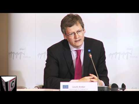 Retransmission: Informal Meeting of Ministers for Employment and Social Policy