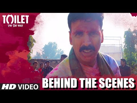 Toilet Ek Prem Katha Behind The Scenes Fun