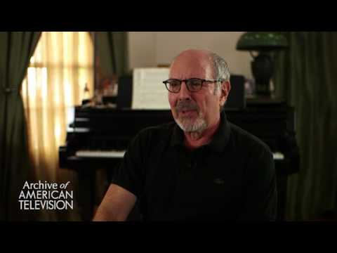 Composer Mark Snow on the style of music on The X-Files