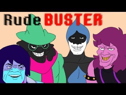 Deltarune - Rude Buster [Remix]