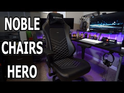 The BEST Gaming Chair On The Market