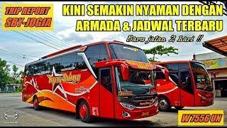 TRIP Baru 2 Hari Jalan New SUGENG RAHAYU EXECUTIVE Jetbus 3 Makin Nyaman